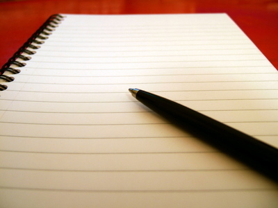 """Why """"Blank Page Syndrome"""" is so much worse for comicwriters."""